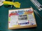 Zero Paints - 2 komponentų lakas