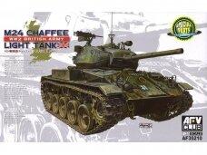 AFV Club - M24 Chaffee Light Tank WW2 British Army Version, 1/35, 35210