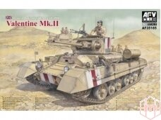 AFV Club - British Infantry Tank Mk.III Valentine Mk.II, 1/35, 35185