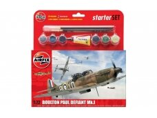 Airfix - Boulton Paul Defiant Mk.I Model set, Scale: 1/72, 55213