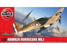 Airfix - Hawker Hurricane Mk.I, 1/72, 01010A