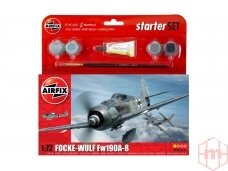 Airfix - Focke Wulf 190A-8 Model set, Scale: 1/72, 55110