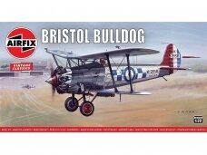 Airfix - Bristol Bulldog, 1/72, 01055V