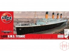 Airfix - RMS Titanic Model set, 1/400, 50146