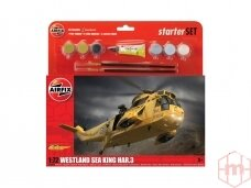 Airfix - Westland Sea King HAR.3 dovanų komplektas, 1/72, 55307