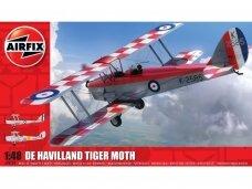 Airfix - de Havilland DH82a Tiger Moth, Mastelis: 1/48, 04104