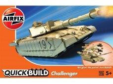 Airfix - QUICK BUILD Challenger, J6010
