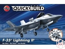 Airfix - QUICK BUILD F-35B Lightning II, J6040