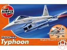 Airfix - QUICK BUILD Eurofighter Typhoon, J6002