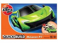 Airfix - QUICKBUILD McLaren P1 green, J6021