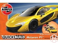 Airfix - QUICK BUILD McLaren P1, J6013