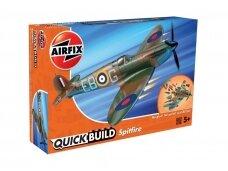 Airfix - QUICK BUILD Spitfire, J6000