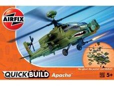 Airfix - QUICK BUILD Apache, J6004