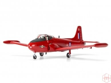 Airfix - Hunting Percival Jet Provost T.4 Model set, Scale: 1/72, 55116 2