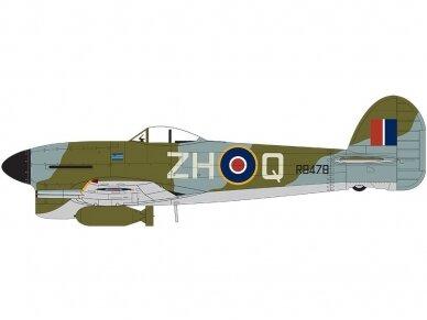 Airfix - Hawker Typhoon Ib dovanų komplektas, Mastelis: 1/72, 55208 2