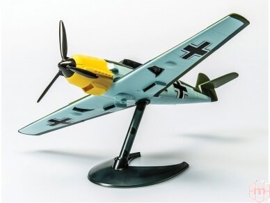 Airfix - QUICK BUILD Messerschmitt Bf109, J6001 8