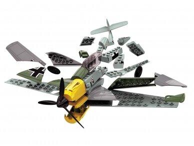 Airfix - QUICK BUILD Messerschmitt Bf109, J6001 2