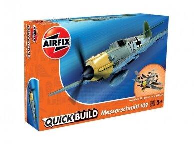 Airfix - QUICK BUILD Messerschmitt Bf109, J6001