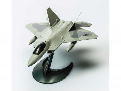 Airfix - QUICK BUILD F22 Raptor, J6005 3