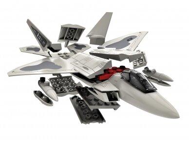 Airfix - QUICK BUILD F22 Raptor, J6005 2