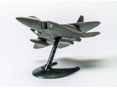 Airfix - QUICK BUILD F22 Raptor, J6005 8