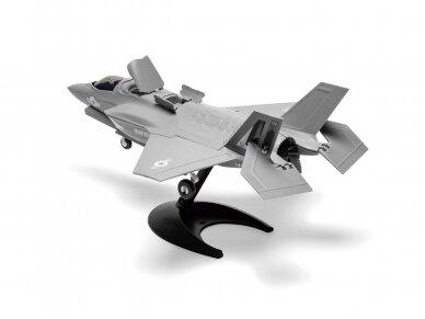 Airfix - QUICK BUILD F-35B Lightning II, J6040 7