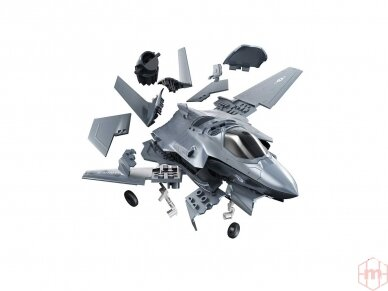 Airfix - QUICK BUILD F-35B Lightning II, J6040 3