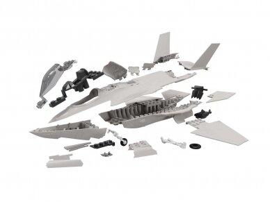 Airfix - QUICK BUILD F-35B Lightning II, J6040 4