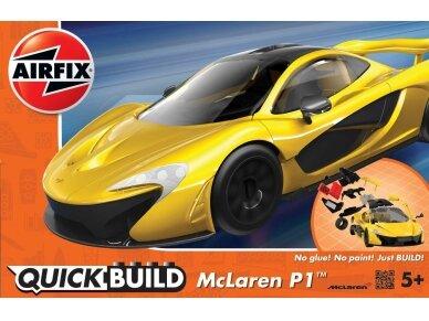 Airfix - QUICK BUILD McLaren P1, J6013