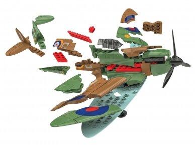 Airfix - QUICK BUILD Spitfire, J6000 3