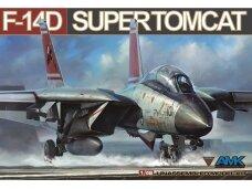 AMK - Grumman F-14D Super Tomcat, 1/48, 88009