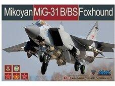 AMK - Mikoyan MiG-31B/BS Foxhound, Mastelis: 1/48, 88008