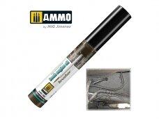 AMMO MIG - EFFECTS BRUSHER - Fresh Engine Oil, 1800