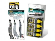 AMMO MIG - UK AIRCRAFT COLORS from 50's to present. AMIG7203