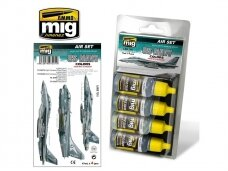 AMMO MIG - US NAVY COLORS from 80's to present. AMIG7201