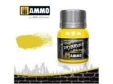 AMMO MIG - DRYBRUSH Faded Yellow, 40ml, 0624