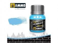 AMMO MIG - DRYBRUSH Medium Blue, 40ml, 0614