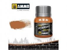 AMMO MIG - DRYBRUSH Medium Rust, 40ml, 0611