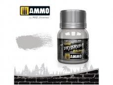 AMMO MIG - DRYBRUSH Light Grey, 40ml, 0601