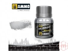 AMMO MIG - DRYBRUSH Gun Metal, 40ml, 0622