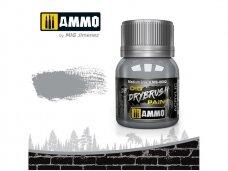 AMMO MIG - DRYBRUSH Medium Grey, 40ml, 0602