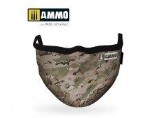 AMMO MIG - Multicam AMMO Face Mask. AMIG8068