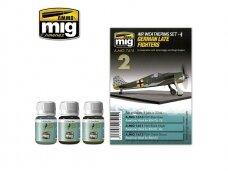 AMMO MIG - GERMAN LATE FIGHTERS. AMIG7415