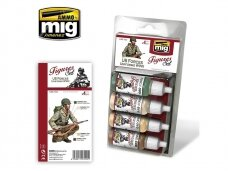 AMMO MIG - US FORCES UNIFORMS WWII. AMIG7022