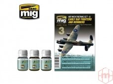 AMMO MIG - RAF FIGHTERS AND BOMBERS. AMIG7416