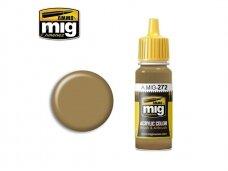 AMMO MIG - Giallo Mimetico  4, 17ml. 0272