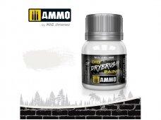 AMMO MIG - DRYBRUSH White, 40ml, 0600