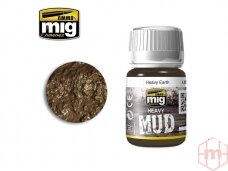 AMMO MIG - HEAVY EARTH, 35ml. AMIG1704