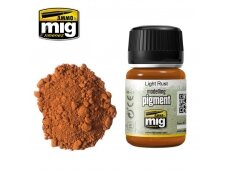 AMMO MIG - LIGHT RUST, 35ml, 3006