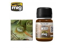 AMMO MIG - LIGHT RUST WASH, 35ml, 1004